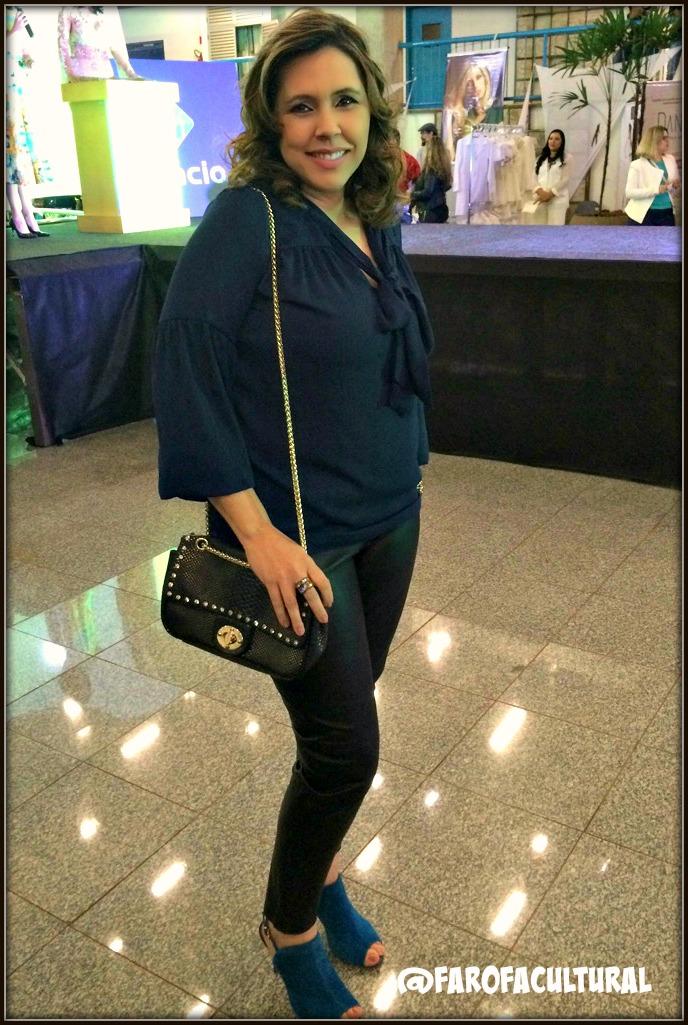 5593150ef0309 A elegante e laureada jornalista Juliana Rangel. Colunista do site A Cidade  On. Clique aqui para ter acesso ao site.